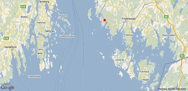 kart over hankø Fylkesmannen godkjenner 40 utleiehytter på Hankø   Hytteavisen kart over hankø
