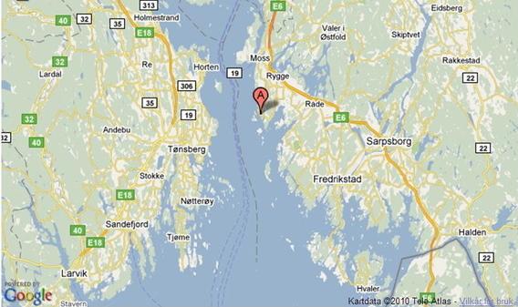 larkollen kart Ja og nei til boplikt i Larkollen   Hytteavisen larkollen kart
