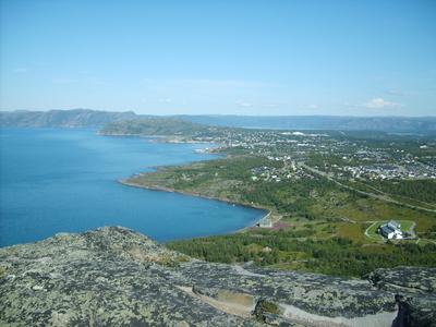 Utsikt fra toppen Hjemmeluft