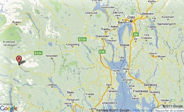 seljord kart Ny hyttebande på ferde?   Hytteavisen seljord kart