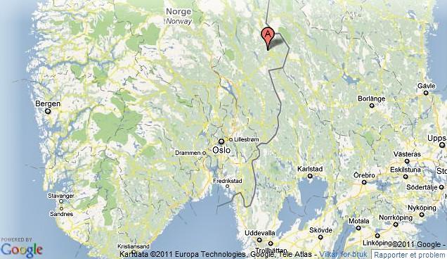 trysilfjellet kart Trysil er mest familievennlig   Hytteavisen trysilfjellet kart