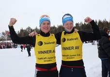 Johan Eirik Meland og Mini-Bø vil nok prøve å vinne norgescupen også neste sesong.