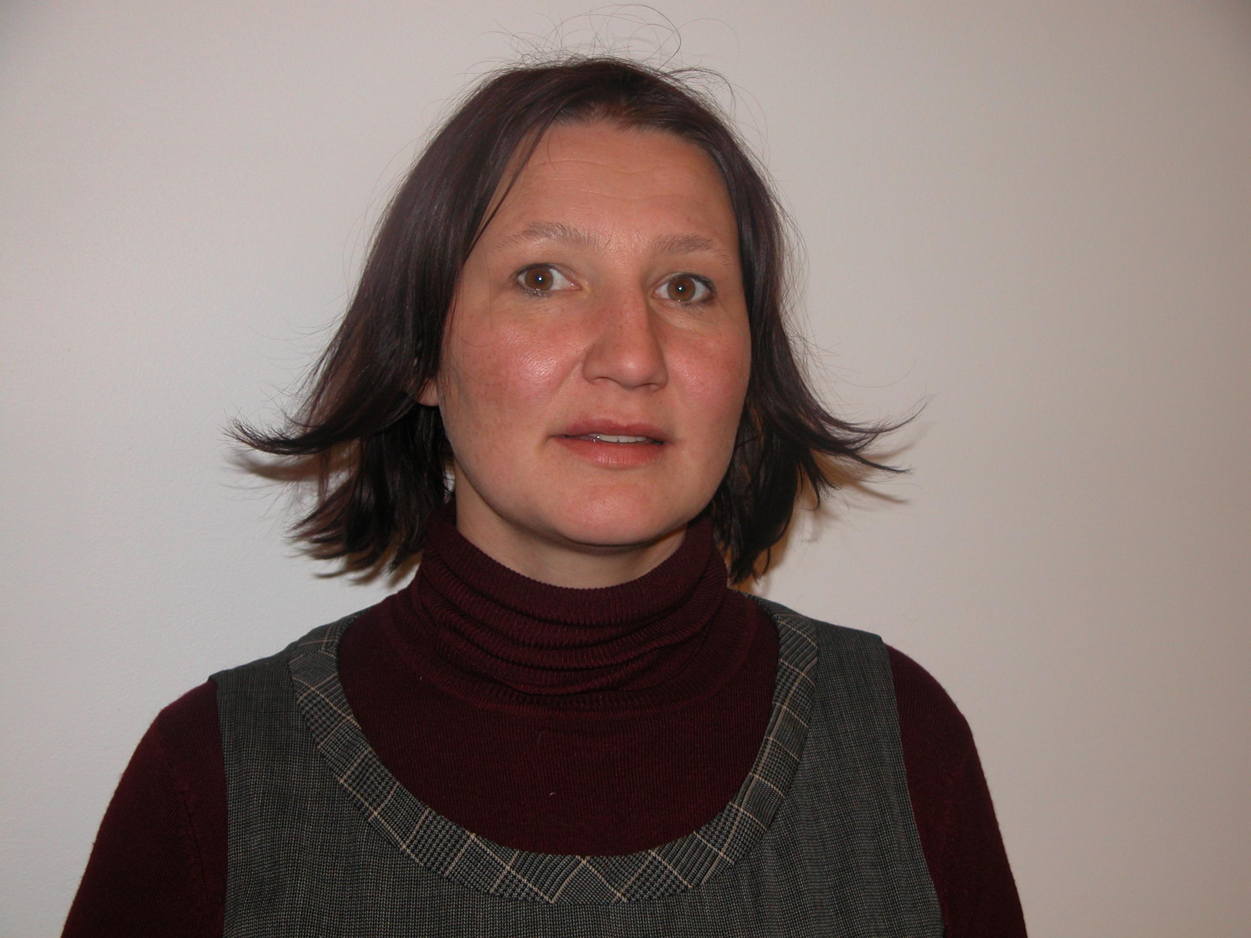 Lena Jensen, leder av FUB i perioden 2010-2014