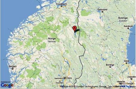 kart femund Solcelledrevet båt klar for turistene   Hytteavisen kart femund