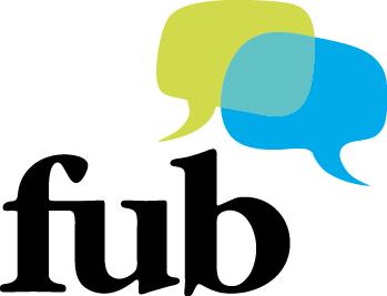 FUBs logo, kortversjon