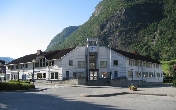 Rådhuset i Aurland
