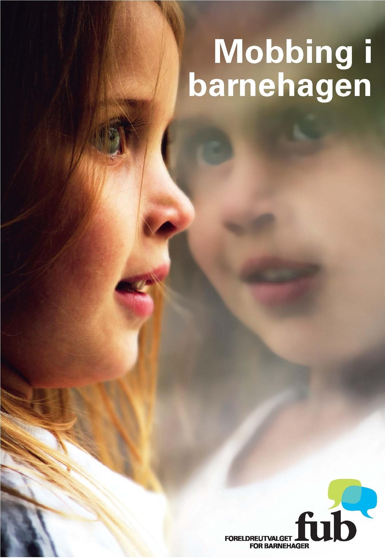 Mobbing i barnehagen (bokmål, bilde av forsiden)