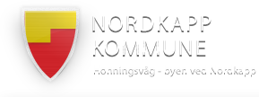 Nordkapp kommune  Honningsv&aring;g, byen ved Nordkapp