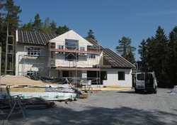 Oppreising av hus