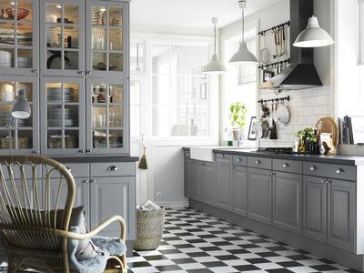 Hyttekjøkkenet i 2013: personlige valg med farger, struktur og ...