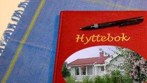 hyttebok