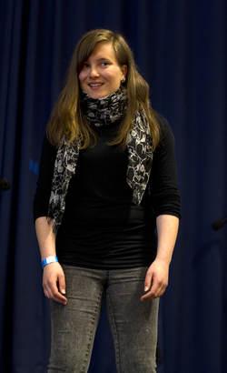10 Hilda Sofie Taklo - vokal folkemusikk klasse C