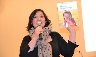 FUB-leder på Foreldrekonferansen 2012