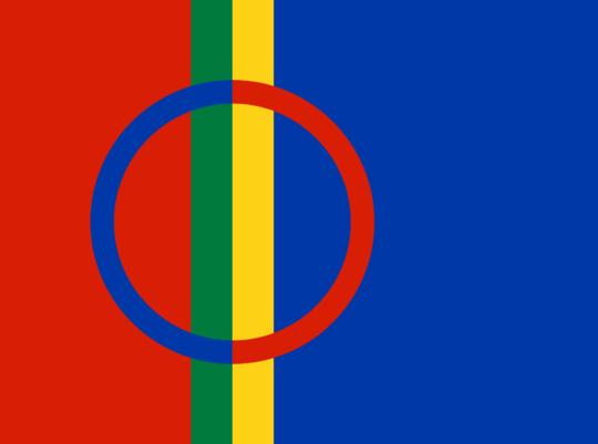 Samisk flagg