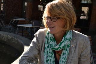 Nærfoto Elisabeth SG
