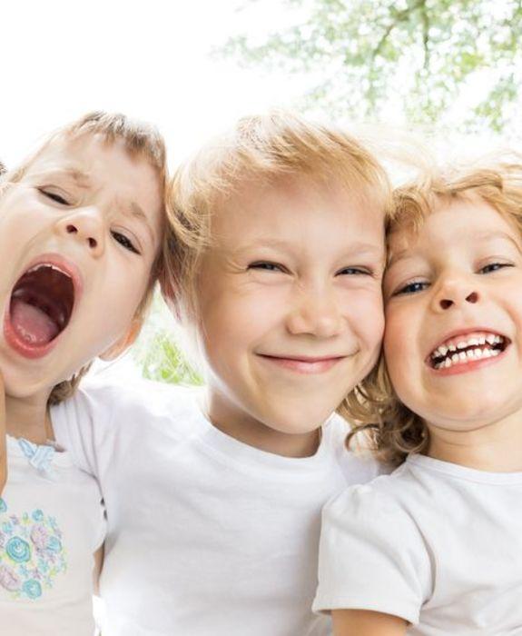 glade barn- barnefattigdom