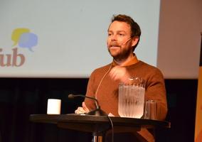 Torbjørn Røe Isaksen på konf14
