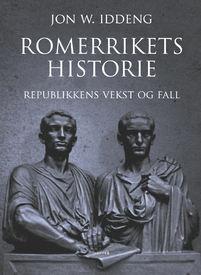 Romerrikets historie forside