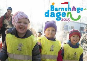 Barnehagedagen 2015 m logo
