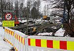 Bilde fra Bjørkelundsveien