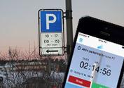 Parkering med mobil