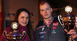 2015 Håkon og Tone vant pokalen