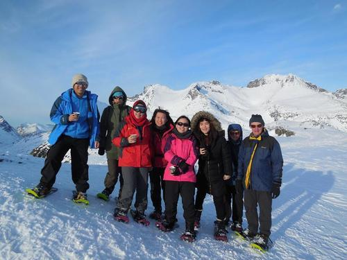 Snowshoeing Norway Tromsø Outdoor_500x375