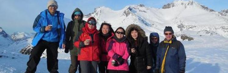 Snowshoeing Norway Tromsø Outdoor_500x375