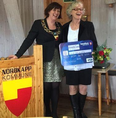 Markering av 30 års jubileum i Gjesvær