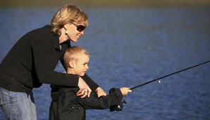 Fiske barn