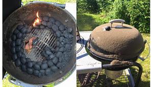 Knott grill
