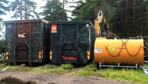 containere skallevold