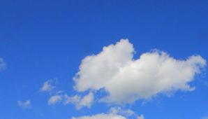 sky og blå himmel