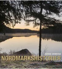 Omslag Nordmarkshistorier