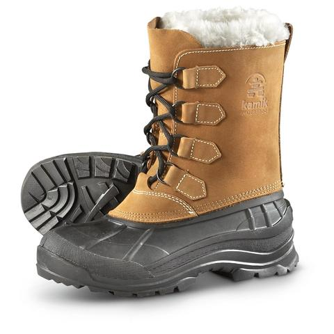 Kamik Men;s Alborg Winter Boots | Homewood Mountain Ski Resort