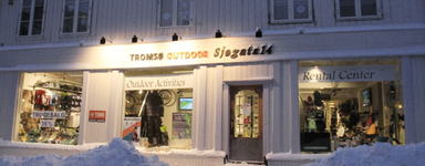 Tromsø Otddor, Sjøgata 14, Activity and Rental Center