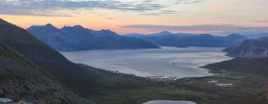 Sightseeing and hike with Tromsø Outdoor