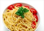 Illustrasjonsbilde spagetti