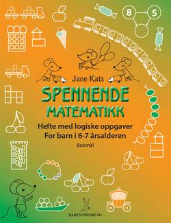 Spennende matematikk 6-7 år_298x387