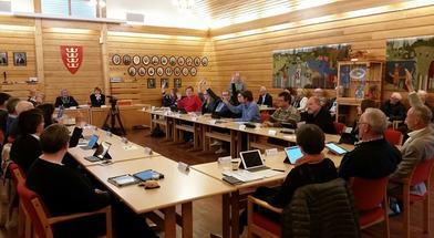 Kommunestyret og øvrige utvalg
