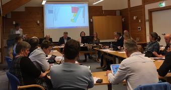 Kommunestyremøtet 14.04.2016