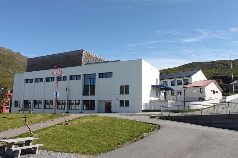 Honningsvåg skole