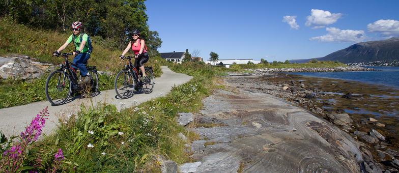 Explore Tromsø by E-bike