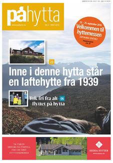 Cover PÅ HYTTA høst 2016 (1)