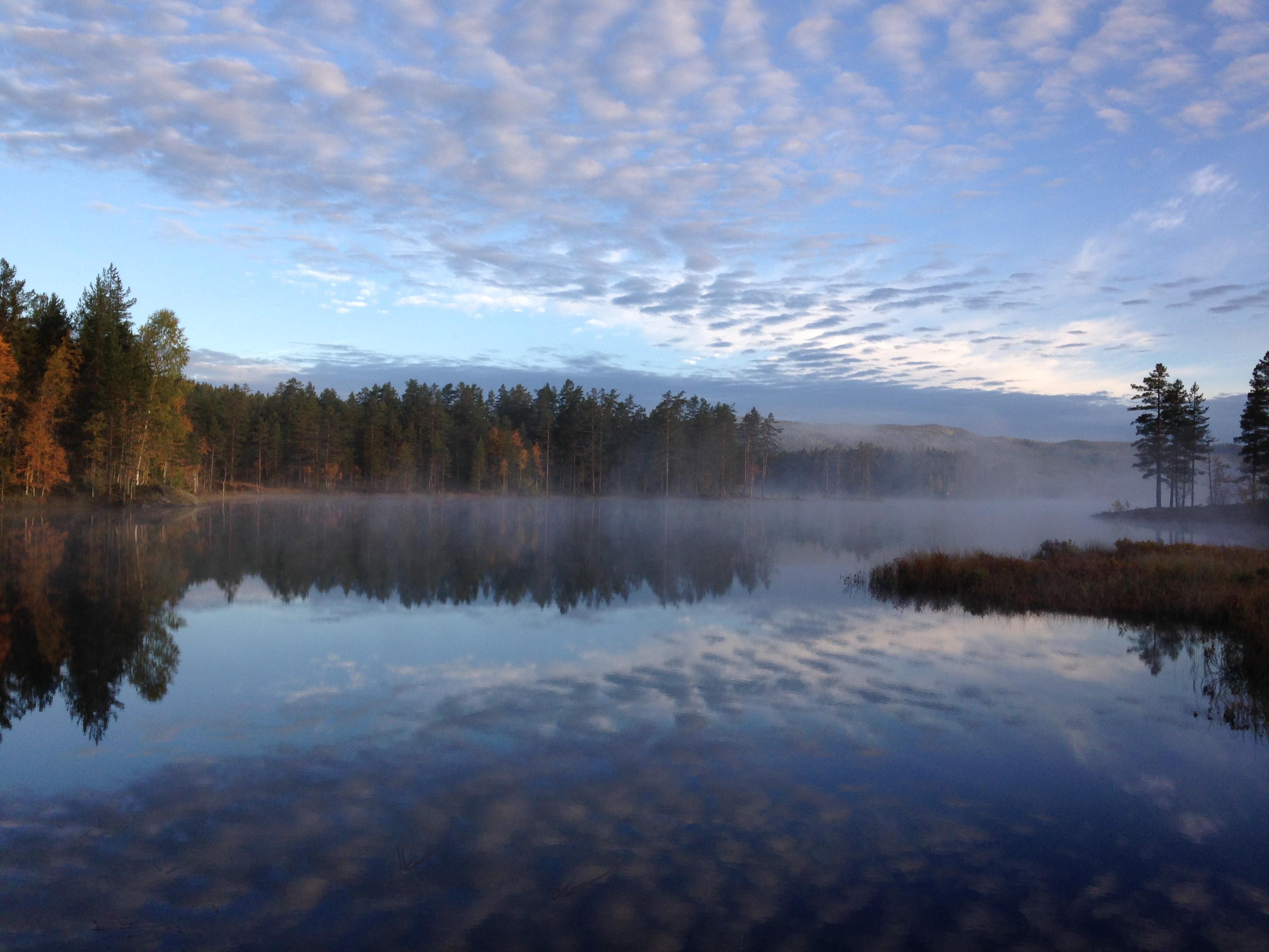 Løvnesvannet   Gøril Skalstad