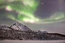 Norlys i Lyngen Alps, Tromsø Outdoor