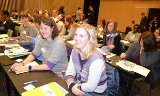 Fornøyde deltakere FUB Tromsøkonf