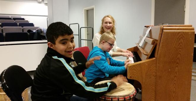 Musikkgruppe bistandsbehov 2