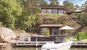 Spektakulær hytte - Novasol