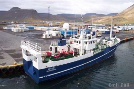 råfisklaget torskekvoter båter
